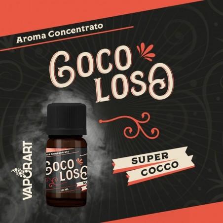 VAPORART - Aroma Concentrato 10ML - Coco Loso