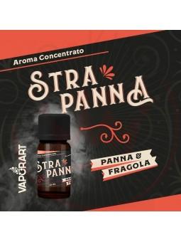 Vaporart Aroma Concentrato Stra Panna 10ml
