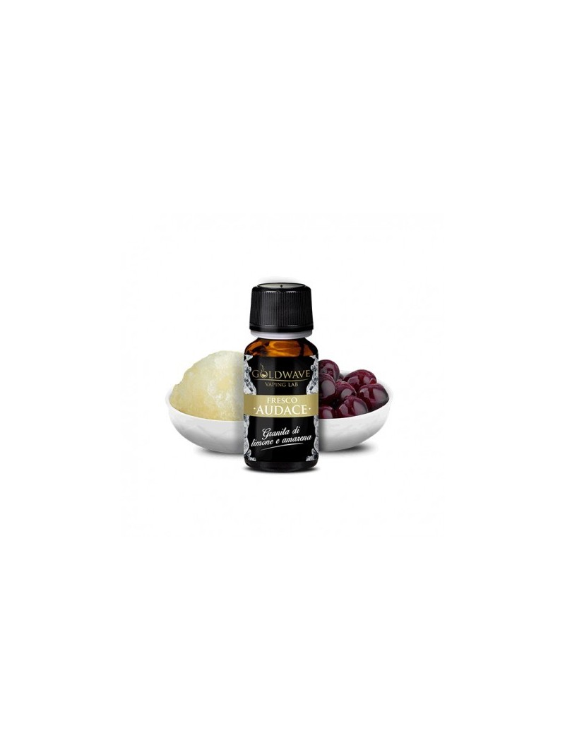 GOLDWAVE AUDACE - AROMA CONCENTRATO 10ML