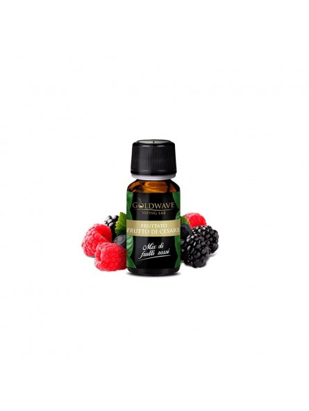 GOLDWAVE FRUTTO DI CESARE - AROMA CONCENTRATO 10ML
