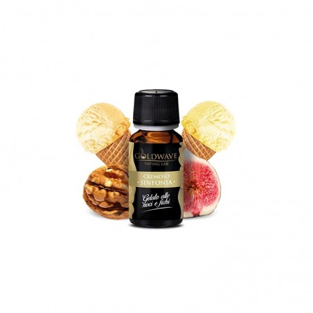 GOLDWAVE - SINFONIA - AROMA CONCENTRATO 10ML