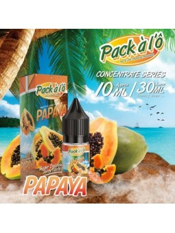 Papaya - Packalo AROMA CONCENTRATO 10ML