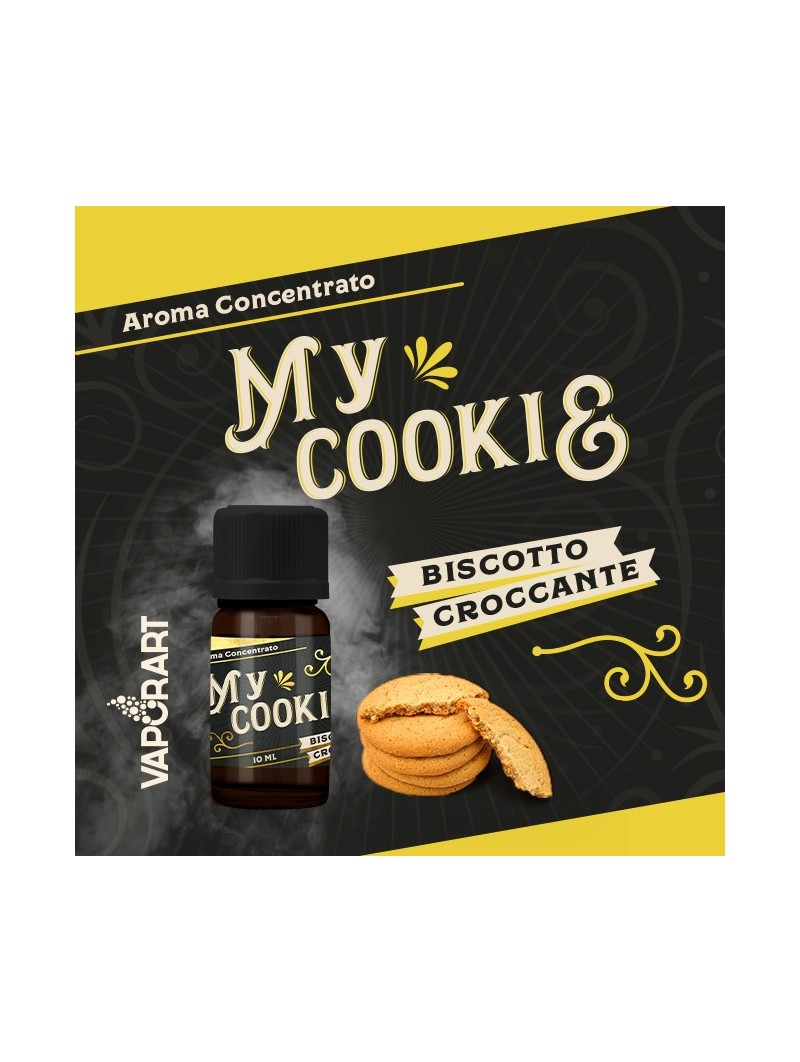 Vaporart Aroma Concentrato My Cookie 10ml