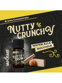 Vaporart Aroma Concentrato Nutty Crunchy 10ml