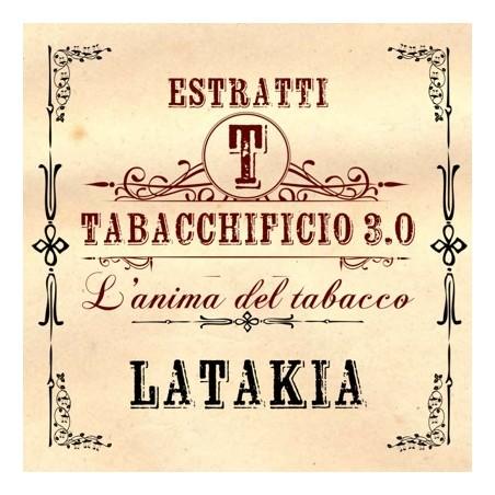 TABACCHIFICIO 3.0 - AROMA CONCENTRATO 20ml - Tabacchi in purezza - LATAKIA