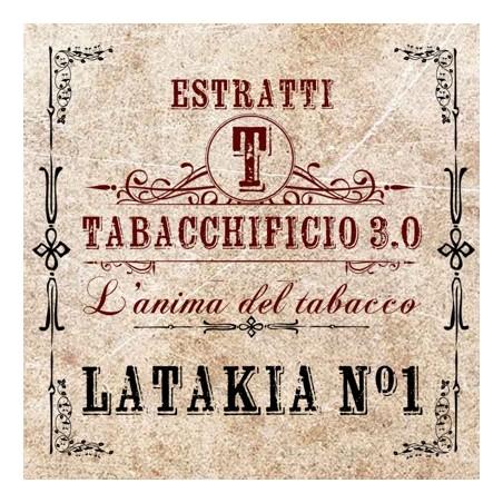 TABACCHIFICIO 3.0 - AROMA CONCENTRATO 20ml - Tabacchi in purezza - LATAKIA N° 1