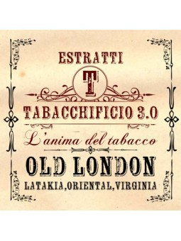 TABACCHIFICIO 3.0 - OLD LONDON - BLEND AROMA CONCENTRATO 20ml