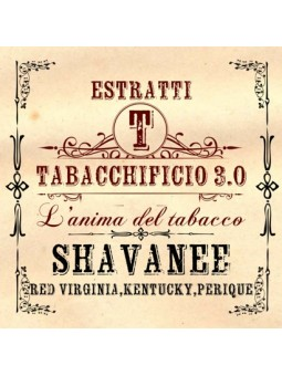 TABACCHIFICIAO 3.0 - SHAVANEE - BLEND AROMA CONCENTRATO 20ml