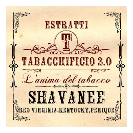 TABACCHIFICIO 3.0 - AROMA CONCENTRATO 20ml - BLEND - SHAVANEE