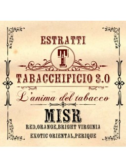 TABACCHIFICIAO 3.0 - MISR - BLEND AROMA CONCENTRATO 20ml