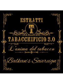 TABACCHIFICIAO 3.0 - BALKAN'S SOVEREIGN - BLEND AROMA CONCENTRATO 20ml
