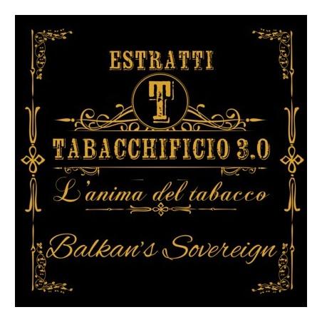 TABACCHIFICIO 3.0 - AROMA CONCENTRATO 20ml - BLEND - BALKAN'S SOVEREIGN