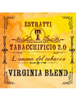 TABACCHIFICIAO 3.0 - VIRGINIA BLEND - BLEND AROMA CONCENTRATO 20ml