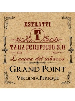 TABACCHIFICIO 3.0 - GRAND POINT - Special Blend AROMA CONCENTRATO 20ml