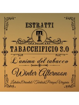 TABACCHIFICIO 3.0 - WINTER AFTERNOON - Special Blend AROMA CONCENTRATO 20ml
