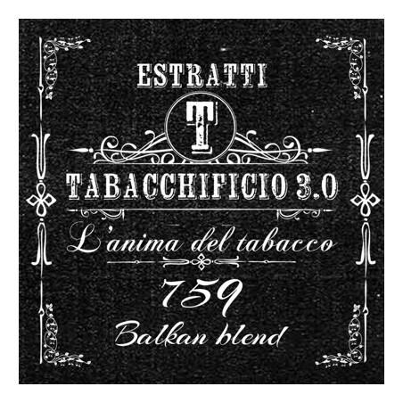 TABACCHIFICIO 3.0 - AROMA CONCENTRATO 20ml - Special Blend - 759