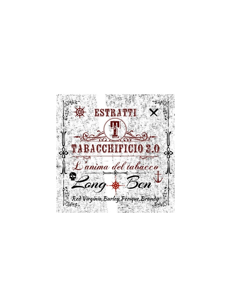 TABACCHIFICIO 3.0 - LONG BEN - Special Blend AROMA CONCENTRATO 20ml