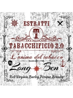 TABACCHIFICIO 3.0 - LONG BEN - Special Blend AROMA CONCENTRATO 20ml