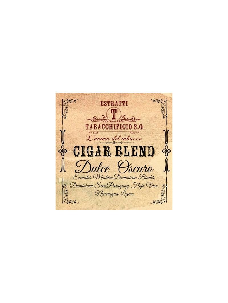 TABACCHIFICIO 3.0 - DULCE OSCURO - Cigar Blend AROMA CONCENTRATO 20ml