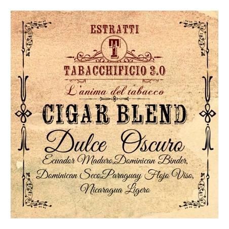 TABACCHIFICIO 3.0 - AROMA CONCENTRATO 20ml - Cigar Blend - DULCE OSCURO