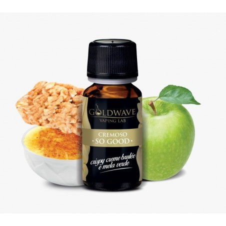 GOLDWAVE - SO GOOD - AROMA CONCENTRATO 10ML
