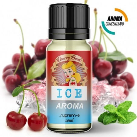 SUPREM-E - AROMA CONCENTRATO 10ML - CHERRY BOMB ICE