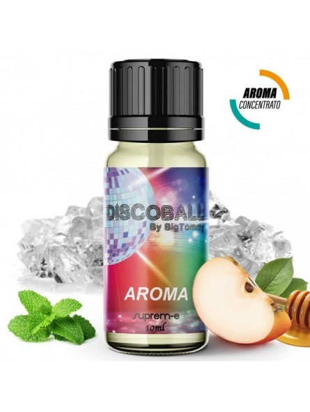 DISCOBALL by BIGTOMMY SUPREM-E AROMA CONCENTRATO 10ML