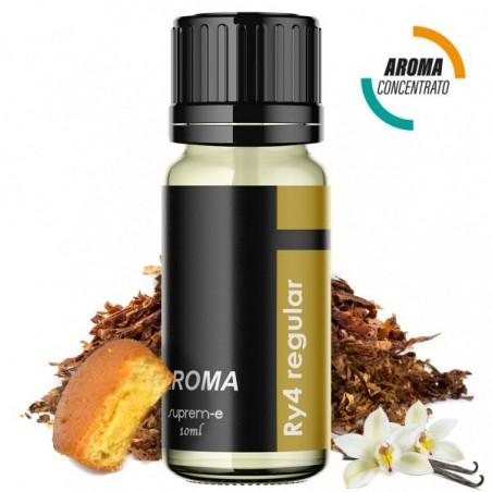 SUPREM-E - AROMA CONCENTRATO 10ML - RY4 REGULAR