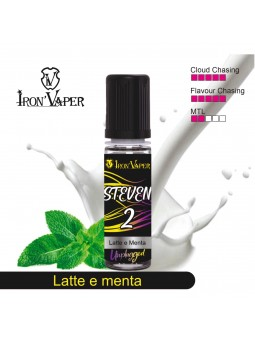 IRON VAPER - AROMA CONCENTRATO 15ML -Steven - Milk This Way (Track 2)