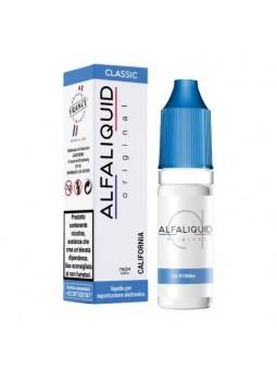 ALFALIQUID 10ML - ORIGINAL - TABACCO - CALIFORNIA