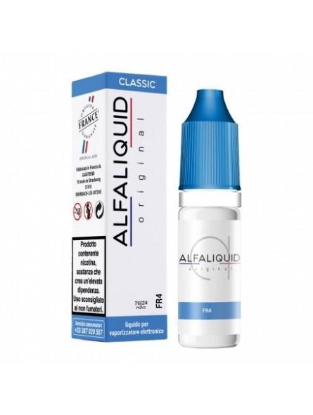 ALFALIQUID 10ML - ORIGINAL - TABACCO - FR4