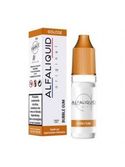ALFALIQUID 10ML - ORIGINAL - GOLOSI - BUBBLE GUM