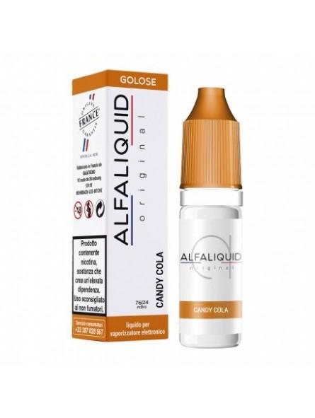 ALFALIQUID 10ML - ORIGINAL - GOLOSI - CANDY COLA