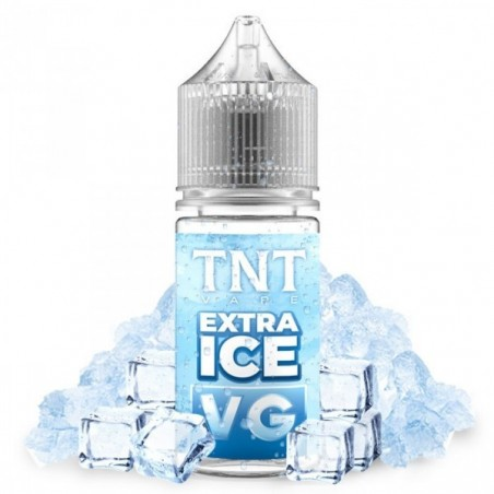 TNT-VAPE - FULL VG 30ML - BASE FULL VG EXTRA ICE