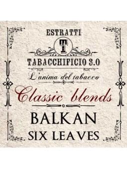 TABACCHIFICIO 3.0 - AROMA CONCENTRATO 20ml - Classic Blends - BALKAN SIX LEAVES