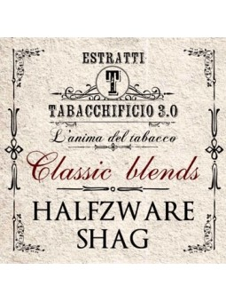 TABACCHIFICIO 3.0 - AROMA CONCENTRATO 20ml - Classic Blends - HALFZWARE SHAG