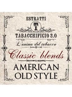 TABACCHIFICIO 3.0 - AROMA CONCENTRATO 20ml - Classic Blends - AMERICAN OLD STYLE