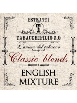 TABACCHIFICIO 3.0 - AROMA CONCENTRATO 20ml - Classic Blends - ENGLISH MIXTURE