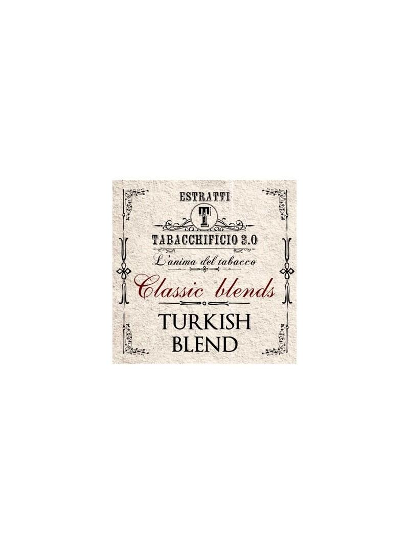 TABACCHIFICIO 3.0 - AROMA CONCENTRATO 20ml - Classic Blends - TURKISH BLEND