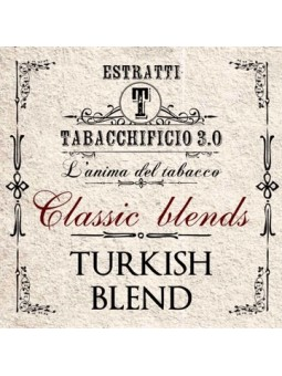 TABACCHIFICIO 3.0 - AROMA CONCENTRATO 20ml - Classic Blends - TURKISH BLEND
