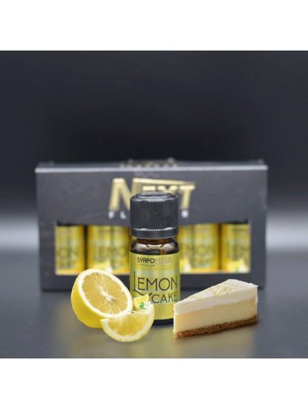 SVAPONEXT - AROMA 10ML - NEXT FLAVOUR - LEMON CAKE