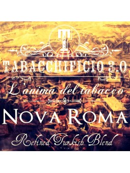 TABACCHIFICIO 3.0 - AROMA CONCENTRATO 20ml - BLEND - NOVA ROMA