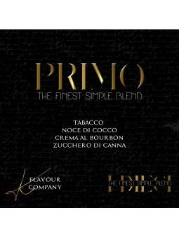 K Flavour Company - AROMA CONCENTRATO 10 ML - PRIMO