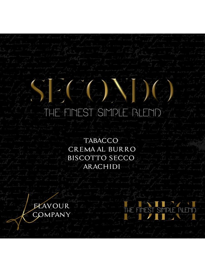 Tabacco, Crema al Burro, Biscotto Secco e Arachidi.