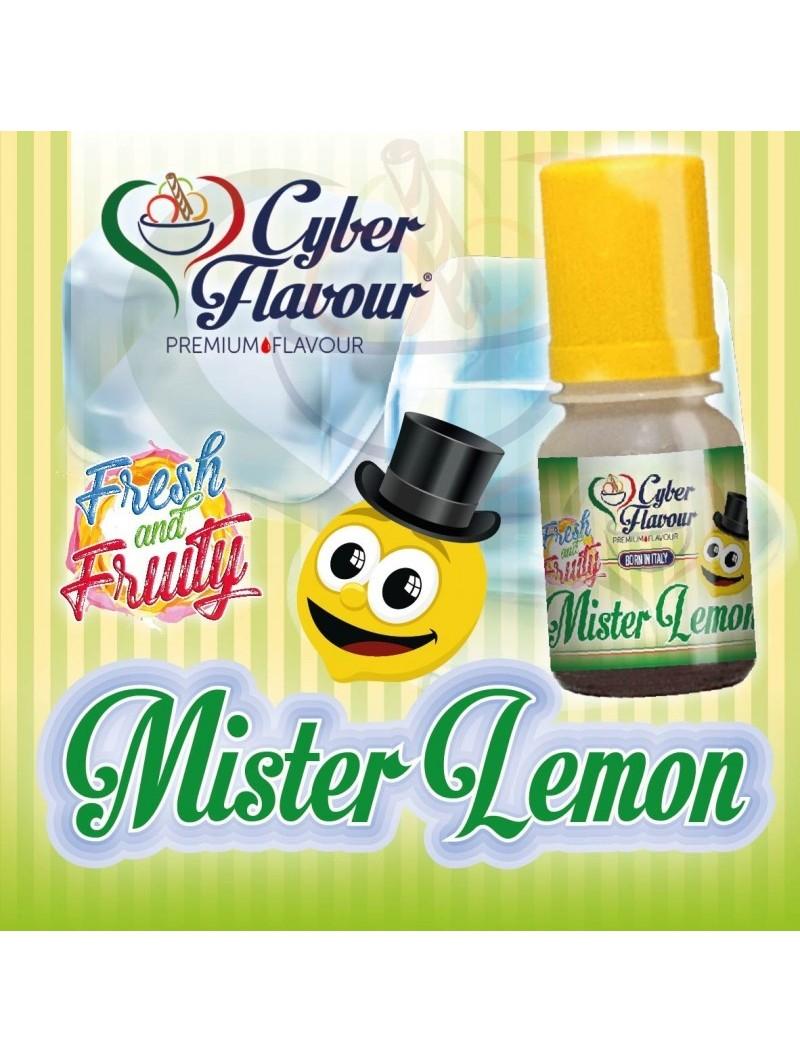 CYBER FLAVOUR - MISTER LEMON - AROMA CONCENTRATO 10ML