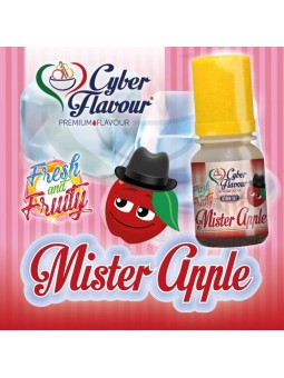 CYBER FLAVOUR - MISTER APPLE - AROMA CONCENTRATO 10ML