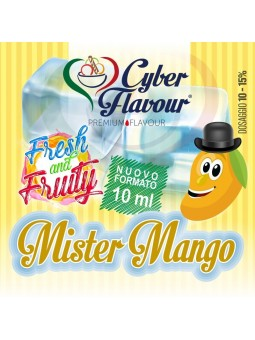 CYBER FLAVOUR - MISTER MANGO - AROMA CONCENTRATO 10ML