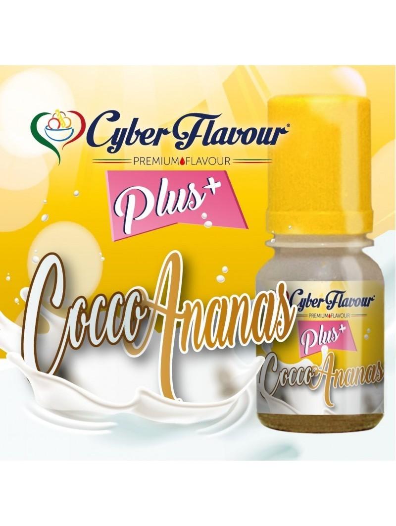 CYBER FLAVOUR - COCCO/ANANAS PLUS - AROMA CONCENTRATO 10ML