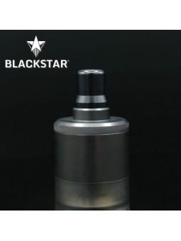 BLACKSTAR - Drip Tip MUM v2 - BLACK DELRIN