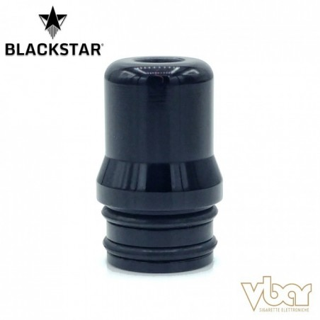 BLACKSTAR - Drip Tip MUM v2 - BLACK PMMA POLISHED